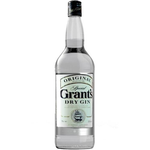 Grants Dry Gin 750ml