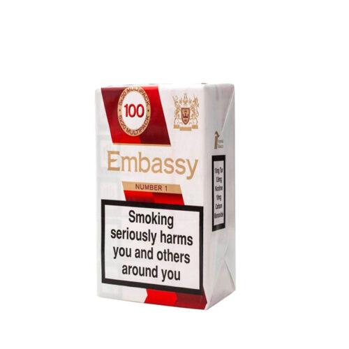 Embassy Kings Red Pack