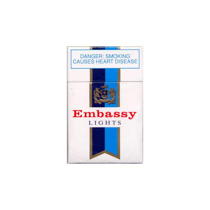 Embassy Lights Blue Pack