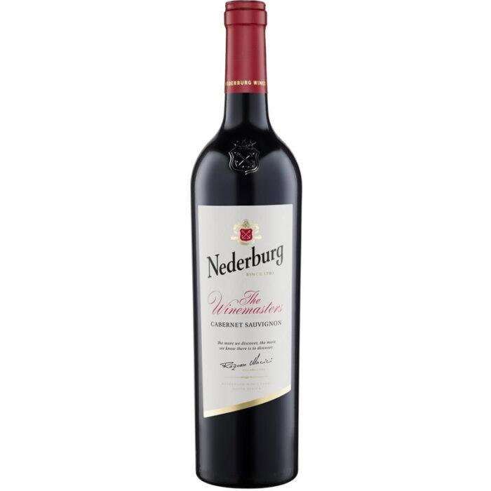 Nederburg, South African Wine, 750ml Red Wine, 750ml Wine