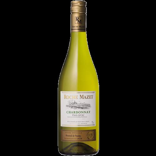 Roche Mazet Chardonnay Blanc Pays D'OC IGP 750ml
