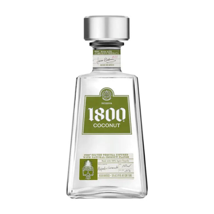 1800 Coconut Tequila 1000ml