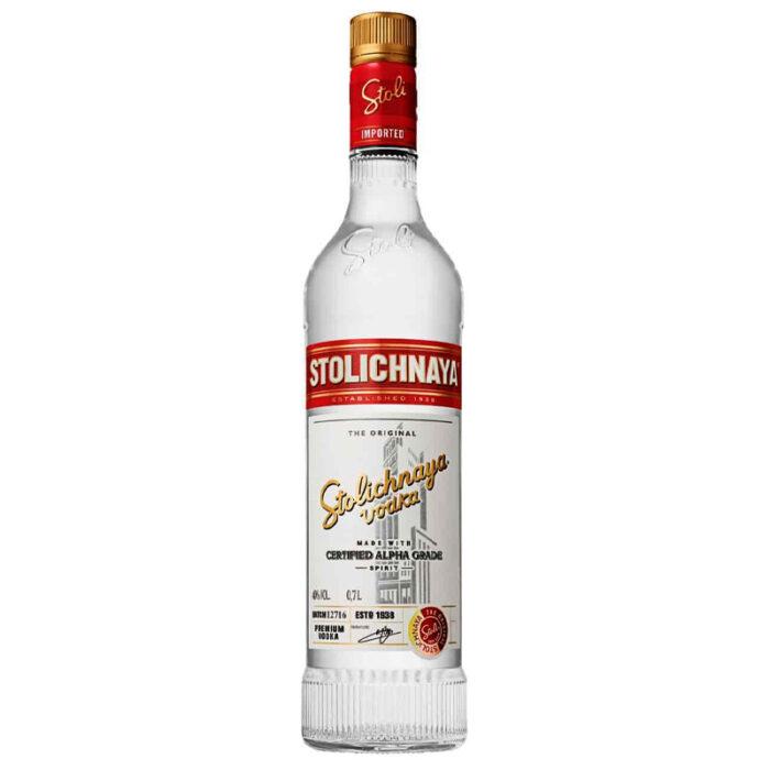 Stolichnaya Vodka Original 1000ml