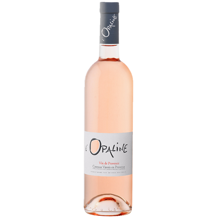 L'Opaline Vin de Provence Rose 750ml